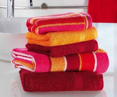 toalla ecologica rayas
